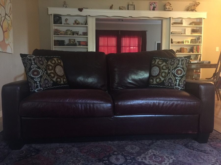 American Leather Sofa Bed