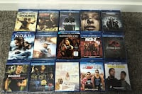 Blu Ray Movies for Sale  London
