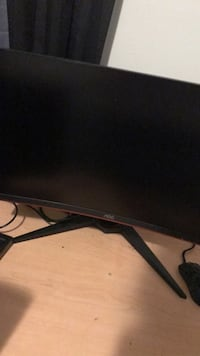 144 hz curved gaming monitor