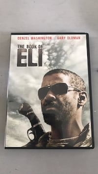 The Book of Eli DVD Warrenton, 20186