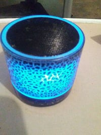 blue and black portable speaker Regina, S4T 1Y7