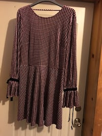Ladies winter blouse/dress-size Xlarge