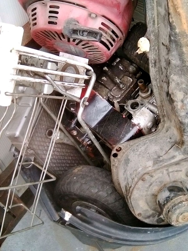 Go kart engines and tires and parts