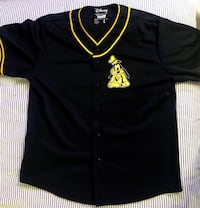 EXCLUSIVE LIMITED EDITION DISNEY GOOFY BASEBALL JERSEY - THE NEFF COLLECTION New York, 10044