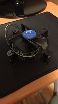 Intel 1151 Stock Cooler