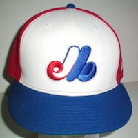 New Era 59Fifty Montreal Expos MLB Cap Size 7 3/4 or 61.5cm London