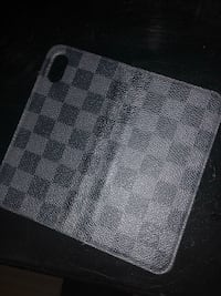 iPhone X Louis Vuitton Portfolio Case San Antonio, 78245