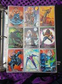 1992 Marvel Masterpieces Cards by Skybox