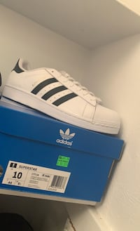 Adidas superstar shoes Mc Lean, 22101