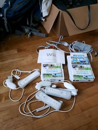 Wii bundle great condition  Clifton, 20124
