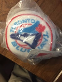 Vintage stuffed Toronto Blue Jays baseball 1985 promotional item NEW In Package  Hamilton, L8M 2B5