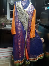 Brand new mehndi outfit
