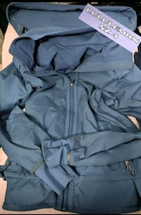 Blue Lululemon Jacket  3152 km