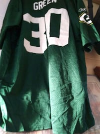 Ahman Green Green Bay Packers jersey