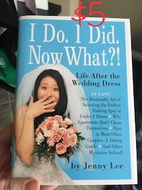 I do, I did, now what? Book London, N6E 1E7