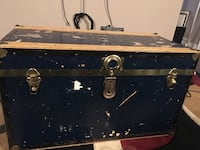 Antique steamer trunk Edmonton, T5T 5Z7