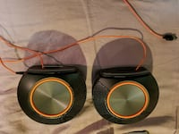 JBL Pebbles Plug and Play Stereo Computer Speakers Livonia