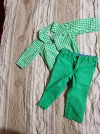 9 month boys outfit!! Foley, 36535