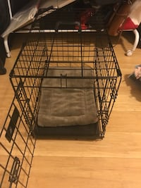 Training crate for pets