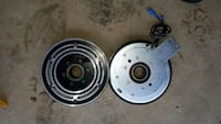 Electric clutch for a truck mounted snow sander Nanaimo