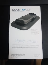 Mount n go Smartphone Mounting System - Brand New