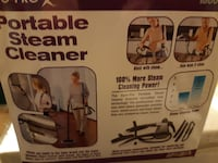 Portable Steam Cleaner  SCARBOROUGH