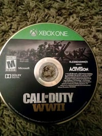 Call of Duty Black Ops Xbox One game disc Commerce City, 80022