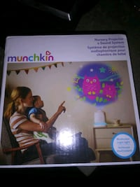 munchkin projector and sound system Southfield
