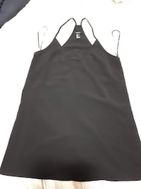 black and white tank top Vancouver, V5R 5E3