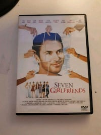 DVD Seven Girlfriends  Saint-Affrique, 12400