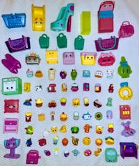 Shopkins Toys $8 for All