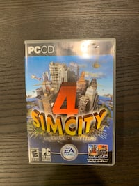 Sim City 4 Deluxe Edition for PC Burlington, L7S 2H7