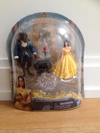 Beauty and the Beast new never open. Great for a little girl.  Mississauga, L5G 1K6