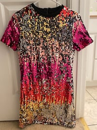 Forever 21 Sequin Party Dress (Size S) Springfield, 22153