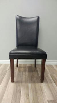 Black high back chairs (4) Baden, N3A 2T1