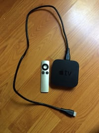 Third generation Apple TV  Mississauga, L5B 3A7
