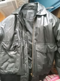 Georgetown leather coat short size snew Crofton, 21114