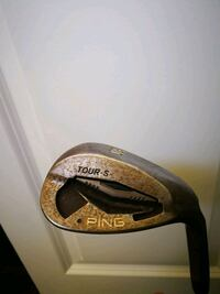 Ping 60 degree wedge