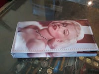 New Marilyn Monroe Wallet Saint Augustine Beach, 32086