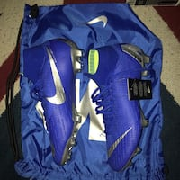 Nike Mercurial vapor Xii superfly 6 FG size 7 boots cleats Germantown, 20874