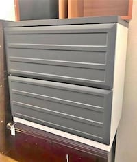 2 drawer file cabinet (scratch and dent) Houston, 77092