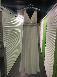 David Tutera White Formal Gown (NWT) Yonkers, 10701