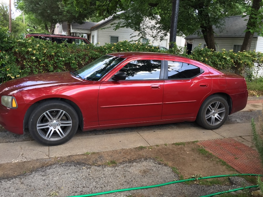 Used 2007 Dodge Charger V6 In Fort Worth