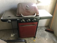black and gray gas grill San Jose, 95134