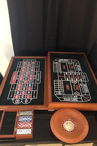 Blackjack table, Roulette and more Montpelier, 05602