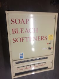white soap bleach softeners-labeled box