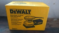 Dewalt palm sander Cambridge