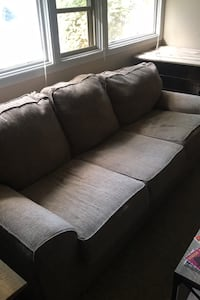 Tan couch from Big Lots  Knoxville, 37920