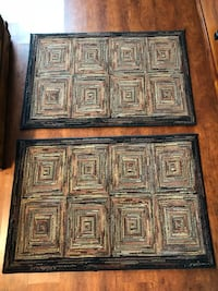 1 Area Rug with 2 Accent Rugs wanting 150.00 also OBO Prattville, 36067