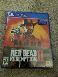 New Red Dead Redemption 2 PS4 53 km